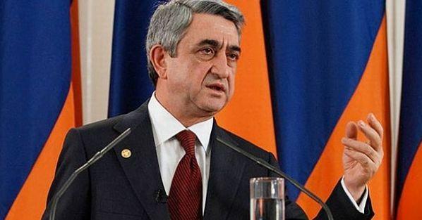 Sarkisyan, Erdoğan'ın yemin törenine davet edildi