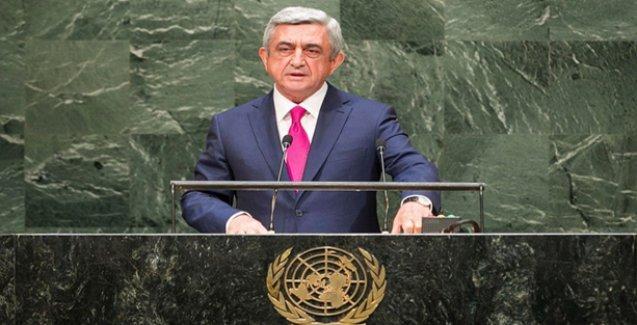 Sarkisyan Türkiye-Ermenistan protokollerini geri çekti