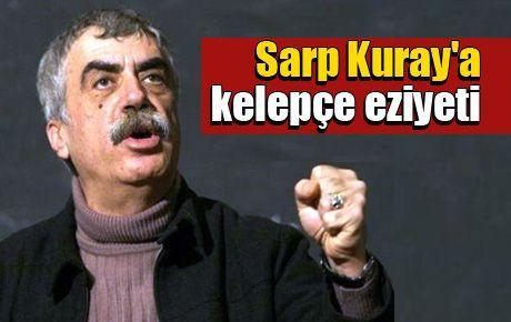 Sarp Kuray'a kelepçe eziyeti