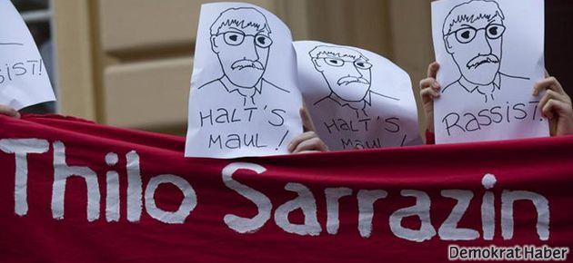 Sarrazin Berlin'de kitabını tanıtamadı