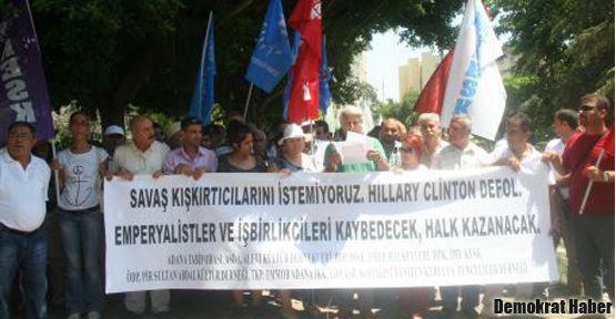 'Savaş kışkırtıcılarını istemiyoruz'