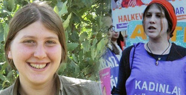 Savcı, 'Kırmızı fularlı kız'ın PKK'ye katılmasını ek delil olarak sundu