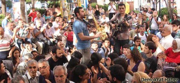 Savcı: 'Sözde Gezi Parkı' protestosu