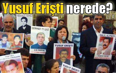 Sayın Başbakan Yusuf Erişti nerede?