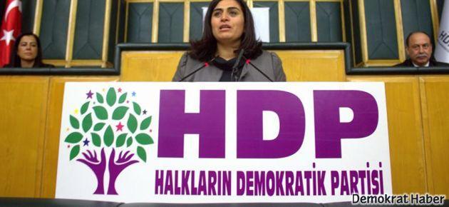 Sebahat Tuncel'den 'Devlet Özür Dileme Kanun Teklifi'