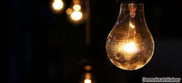 Seçimde yaşanan elektrik kesintileri Meclis'te