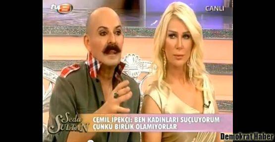 Seda Sayan ve Cemil İpekçi'yi ihbar ediyorum!