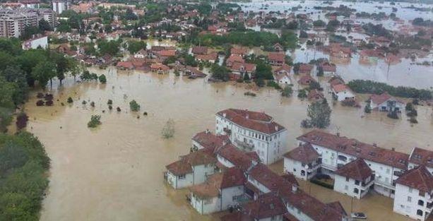 Sel felaketinde işaretli mayınlar kayboldu!