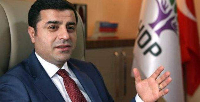 Demirtaş'tan Davutoğlu'na: Sen yalancılığı ispatlanmış bir başbakansın