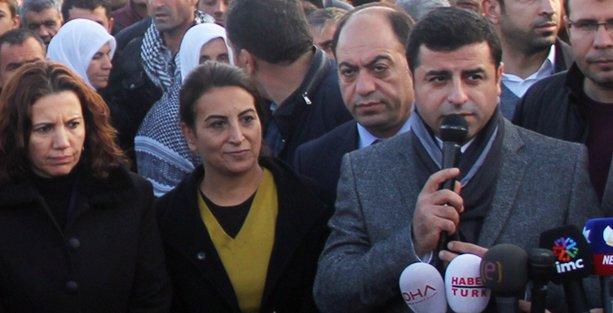 Leyla Zana, Aysel Tuğluk ve Ahmet Türk'ün yasakları doluyor