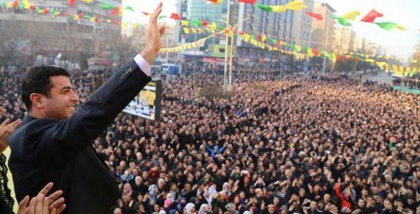 Selahattin Demirtaş:  Seçime girmemiz umudu, alternatifi ortaya çıkardı