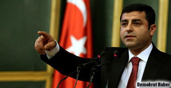 Demirtaş: Türkleri inkar etme noktasına geldiler!
