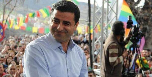 Selahattin Demirtaş'ın web sitesi açıldı