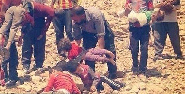 'Şengal'de 150 Ezidi çocuk açlıktan öldü'