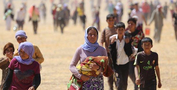 Şengal'de 1.597 Ezidi kadın kayıp