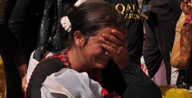 Şengal'de 'en az 3 bin Ezidi yaşamını yitirdi'