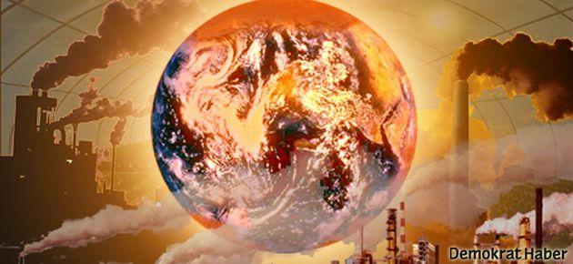 Sera gazları 'rekor seviyede'