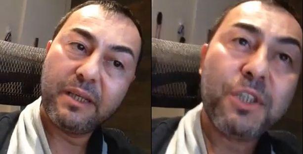 Serdar Ortaç hasta yatağından Ahmet Kaya mesajı gönderdi