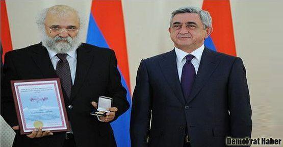 Zarakolu'na burada mahkeme Ermenistan'da ödül