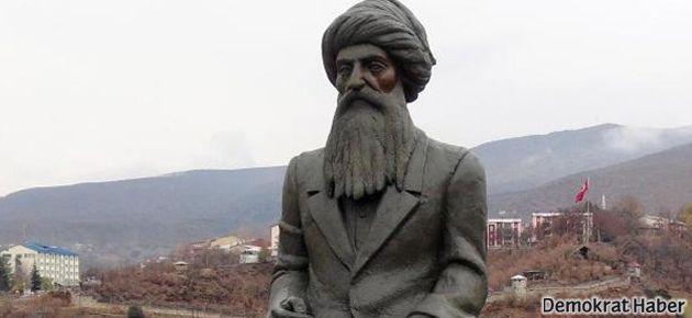 'Seyit Rıza heykeli suç değil'