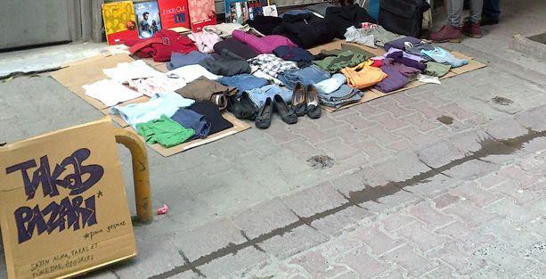 Shopping Fest takas pazarıyla protesto ediliyor