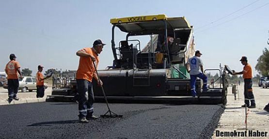 Sıcak asfalt işçinin DNA'sını bozuyor