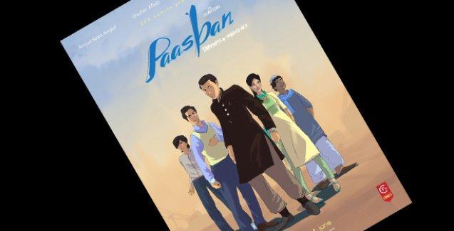 Şiddete karşı çizgi roman: Paasban