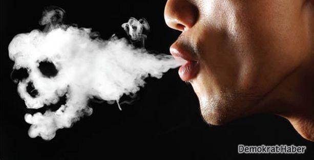 Sigarada 4 bin kimyasal var!