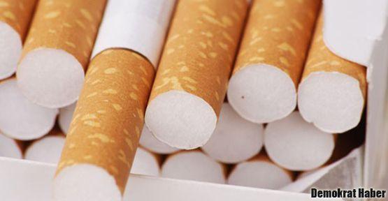 Sigaraya gelen zam belli oldu