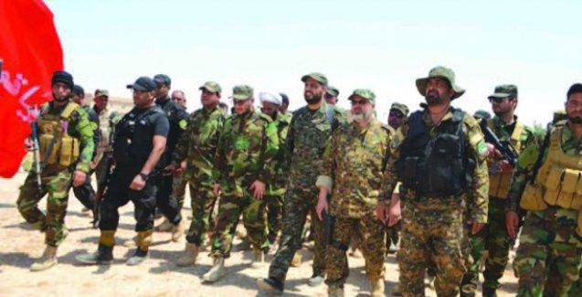 Şii milis grubu ABD'nin Irak'a asker göndermesine karşı