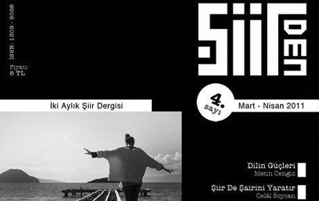 Şiir'den, Dergisi'nin 4. Sayısı çıktı