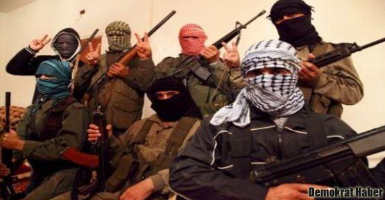 'Silahları Türkiye gönderiyor'