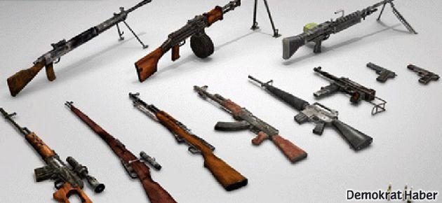 Silahlı Arena Savaş Oyunu