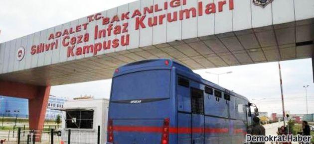 Silivri Cezaevi'nde HDP birinci parti oldu