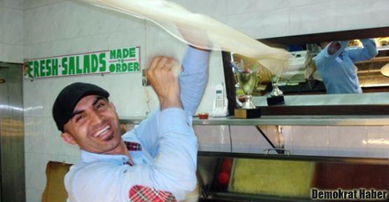 Silvan'dan New York'a uzanan Dünya Pizza Şampiyonu