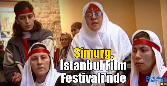 Simurg, İstanbul Film Festivali'nde yarışıyor