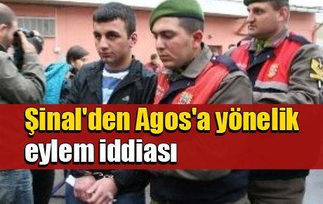 Şinal'den Agos'a yönelik eylem iddiası