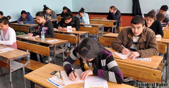 Sınavda din dersi sorusu adil bulunmadı