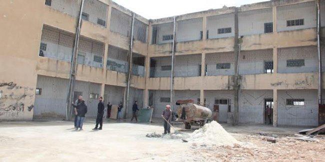 Sınır Tanımayan Doktorlar Kobani'ye hastane yapıyor
