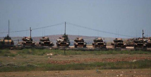 Sınırda 5 günlük 'askeri yasak bölge' ilanı