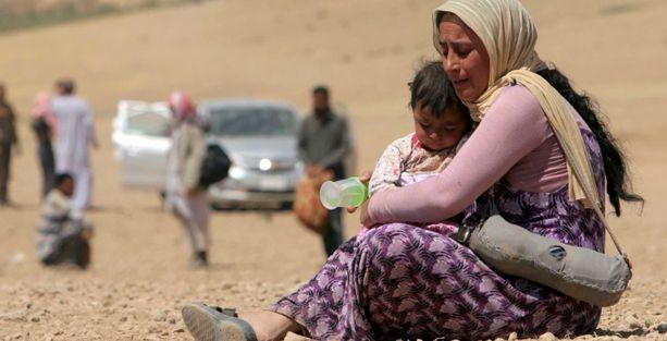 Sınırda bekleyen 3 Ezidi çocuk hayatını kaybetti