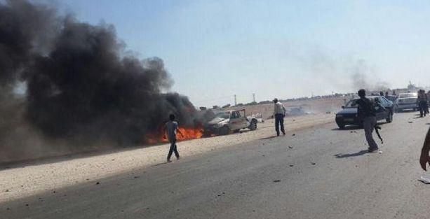 Sınırda IŞİD saldırısı: Yaralılar Türkiye'de