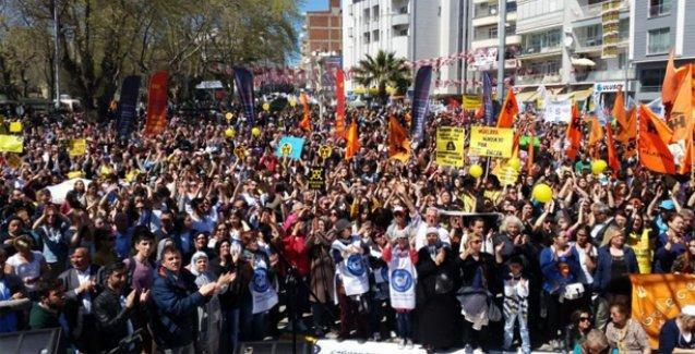 Sinop'ta nükleere karşı büyük miting