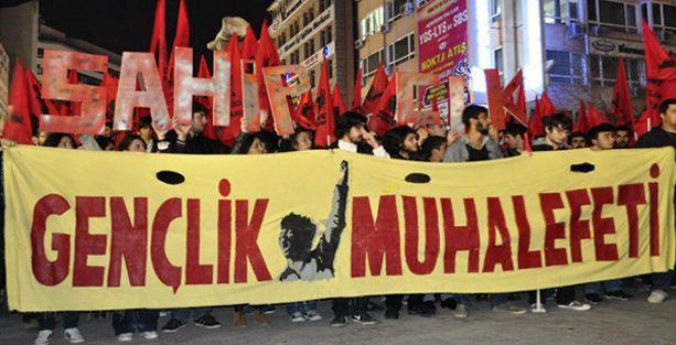 Sinop'ta muhalif gençlere saldırı