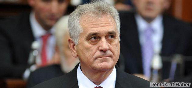 Sırbistan'dan 'Srebrenitsa katliamı' için özür