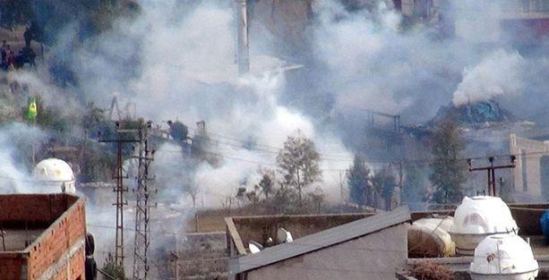 Şırnak'ta Hüda-Par ile YDG-H arasında çatışma: 2 ölü, 3 yaralı