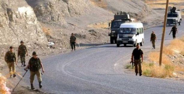 Şırnak'ta mayın patlaması: 2 yaralı