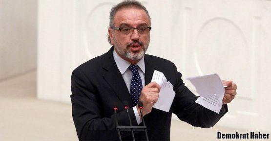 Sırrı Sakık'tan mecliste gözü yaşlı 'başsağlığı' sitemi