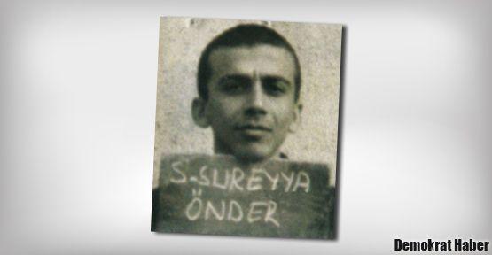 Sırrı Süreyya 'Kıyıya Vuran Dalgalar'ı imzalayacak