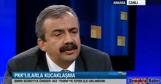 Sırrı Süreyya Önder'den 'gerilla' açıklaması